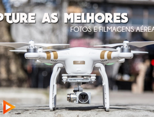 Vantagens do uso de drones para filmagens aéreas