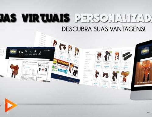 Loja virtual, saiba como ela pode aumentar seu mercado!